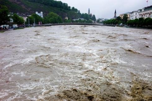 Salzburg almost goes under