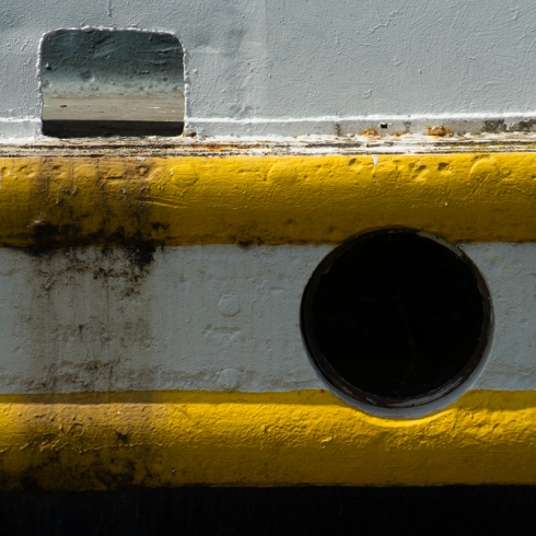 abstract porthole
