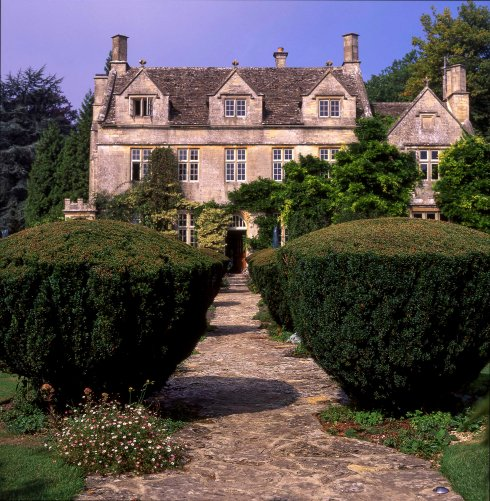 Barnsley House (in the Cotswolds)