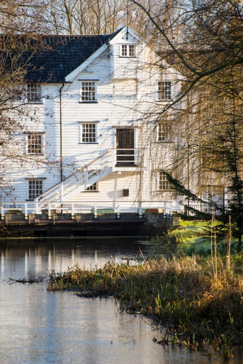 Holiday home: Mendham Mill