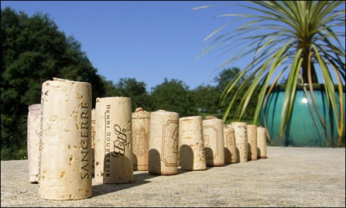 2 weeks, 18 corks. Not bad going!