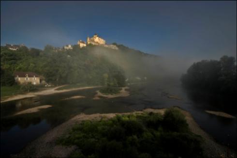 Castelnaud, once English, alas no more...