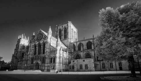 Minster at dawn