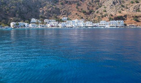 A Cretan village