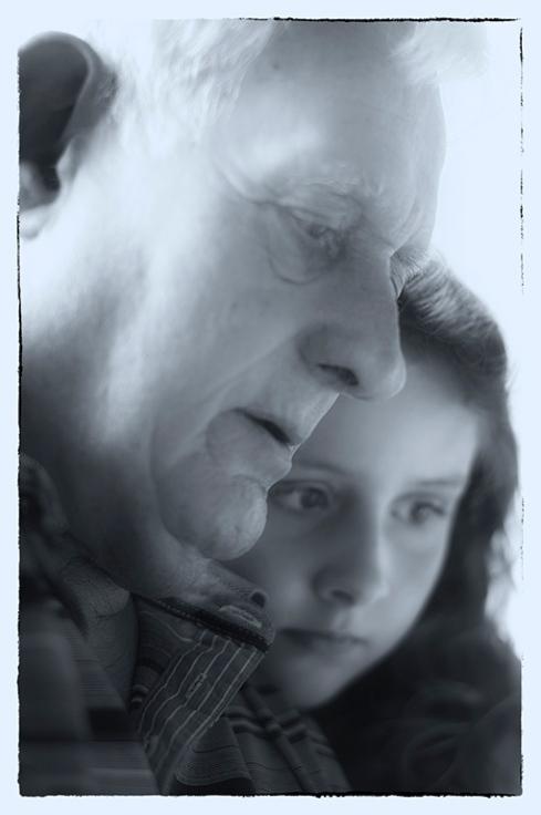 Grandad & Grandaughter