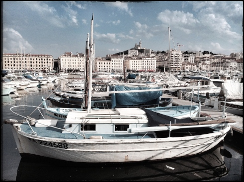 Vieux Port view