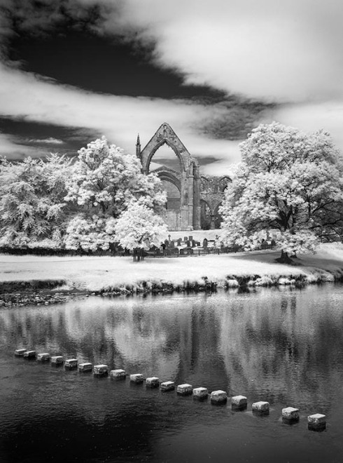 Bolton Abbey (in Yorkshire of course)