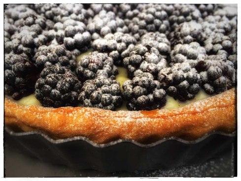 What a lovely tart!