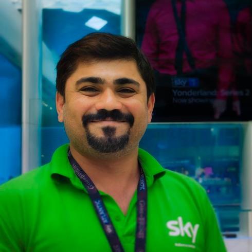 Sky man_small