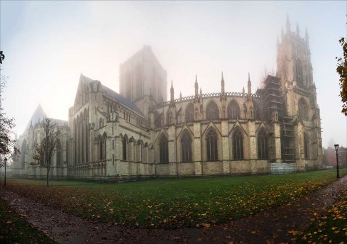 Minster in Fog7